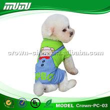 latest design clothes for pet clothes simple design clothes