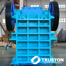 TRUSTON CGE Granite Jaw Crusher Plant Equipment from Factory with High Capacity and Low Price