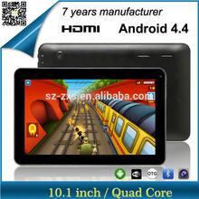 ATM7029B 1gb+8gb HDMI 10.1 inch quad core android mini pc