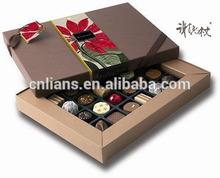 Custom Decorative Paper box Cardboard Candy Packaging Paper Chocolate