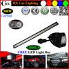 Guangzhou Wholesale Waterproof IP68 300W 52 inch led light bar offroad light bar