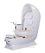 Egg shape chair spa pedicure / manicure pedicure spa massage chair