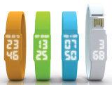 OEM/ODM Colorful Wristband LED USB memory stick Multi Function LED