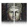 Impressionist India Buddha Painting On Canvas Art