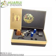 2014 cheap product glass smoking pipe e-cigar e pipe 618 hammer mod vapor pipes