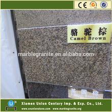 Polish Camel Brown Granite