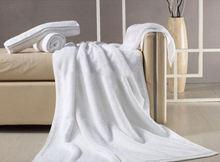 Professional Factory Sale! Cotton Plain Jacquard exquisite bed comforter