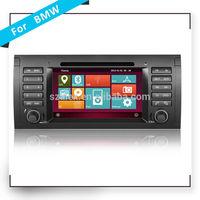 HOT SALES!!!For BMW E39 E53 Car DVD Built-in GPS /bluetooth/ am/fm radio/tv(AL-9202)