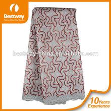 new arrival the latest design silk organza price,organza printed fabric,embroidered organza bridal fabric