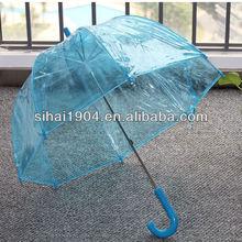 shenzhen top Quality Rain Transparent Umbrella