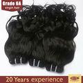 أسعار رخيصة مصنع 100% صحية الصف عذراء الشعر التمديد الشعر البرازيلي ينسج 8a