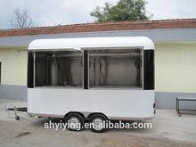 2014 HOT Donut Caravan Trailer & Catering Trailer Food Trucks & Frozen Drink Food Van