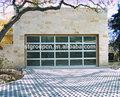 2014 guangzhou fabricante porta secional da garagem/rolo da porta da garagem/painel de vidro da porta da garagem