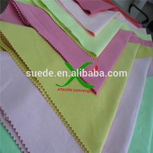 Super Dryer Polyester Nylon Suede Microfiber Fabric
