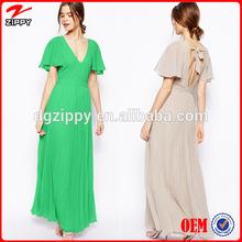 2014 Fashionable Maxi designer women clothing wholesale China