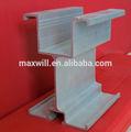aluminium coffrages de béton de la poutre h