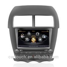 car radio 2 din car dvd gps navigation system for mitsubishi asx accessories