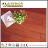 Good Quality Taun Solid Wood Flooring in Teak Color