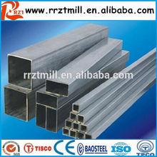 Wow!! 6063 T5 6061 T6 standard aluminum square pipe/aluminium rectangular piping and tubing factor