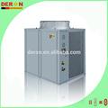 deron acondicionador de aire solar precio de aire al agua de la bomba de calor del calentador de agua