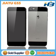 Top Selling Product Phone Jiayu G5S Precio Bajo Ceculares MTK6589T Quad Core 1.5Ghz Android 4.2 2GB/32GB Dual Sim Telefono Movil