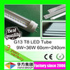 2FT 3FT 4FT 5FT 6FT 8FT 2014 hotsale ube8 led light tube 8 china