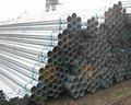 La venta caliente! Galvanizado de tubos de acero de la fábrica propiedades q235