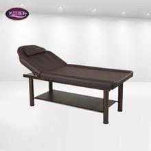 Hot sell used beauty salon luxury massage bed iron massage tables