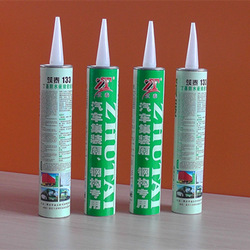 glass glue/acidity silicone sealant