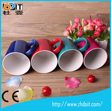 Beat selling sublimation magic mug birthday gift