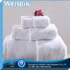 made in China 100% organic cotton bamboo carbon zero twist golf towel