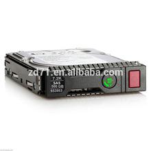 Shenzhen gold supplier Server HDD 655710-B21 1TB 6G SATA 7.2K SFF 2.5-inch hard drive