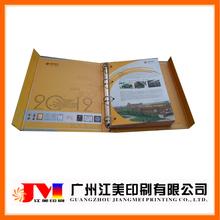 Paper cardboard file folder /loose paper folder /hard cover file folder.