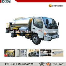 bitumen emulsion sprayer ,bitumen distributor truck