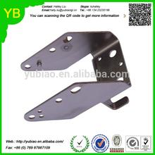 Dongguan factory u shaped bending brackets steel stamped