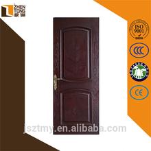 Wood door with best wood door design China promotion price