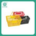Best Selling Basket trolley,Plastic supermarket basket,plastic shopping basket