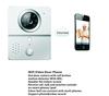 FDL-WF1 wifi camera wifi door bell wifi video doorphone