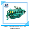 Googol Diesel Engine 1050kW Water Cooled 4 Stroke V8 Engine