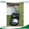 JF-2010 dog feeding bowl,portable dog drinking bowl