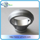 customized Machining metal candle holder parts cnc service