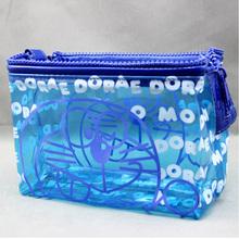 2014 Hot sales designer fashion clear pvc travel organizer bag