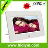 High Resolution 2014 New 7 inch led crystal light frame