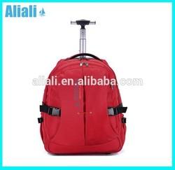 2015 Trolley travel backpack,waterproof travel backpack