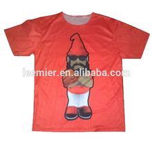 Customized promotional polka dot shirt
