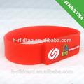 La venta de la parte superior!! 2014 personalizada de alerta médica código qr de silicona pulsera de identificación/pulsera