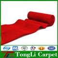 wedding purple carpet needle punched polyester carpets and rugs