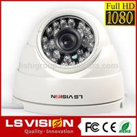 LS VISION home surveillance hd digital video recorder distributor high resolution infrared varifocal armor dome camera
