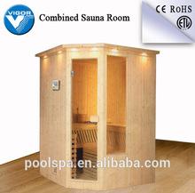 outdoor steam shower room mini sauna