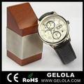 el diseño de nuevos productos de buzo 2014 automática reloj personalizado